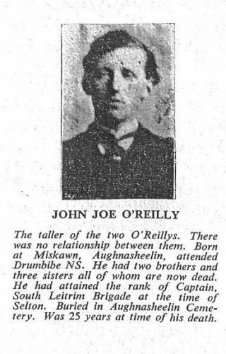 006 John Joe O'Reilly Captain