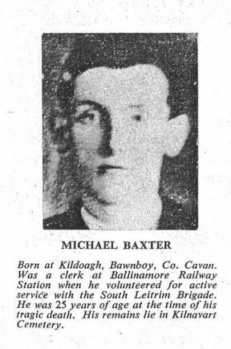 009 Michael Baxter
