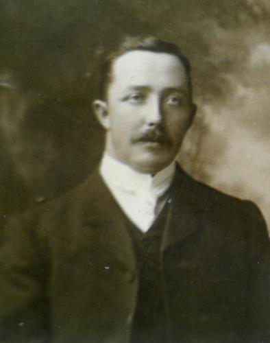 William Lattimer courtesy of Padraig Leyden